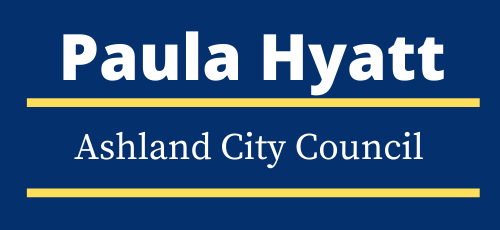 Paula Hyatt for Ashland City Council